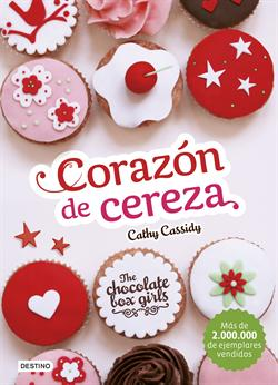 CHOCOLATE BOX. CORAZON DE CEREZA