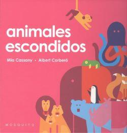 Animales escondidos